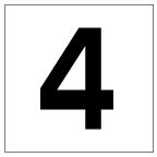 番号札<4> 角ゴ